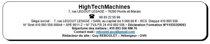 HighTechMachines